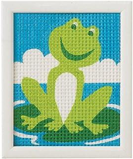 Kit tapisserie Une grenouille