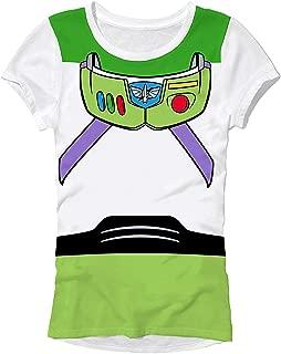 Disney Pixar Buzz Lightyear Costume Juniors T-Shirt