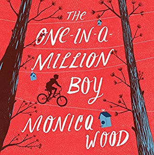The One-in-a-Million Boy                   By:                                                                                                                                 Monica Wood                               Narrated by:                                                                                                                                 Chris Andrew Ciulla                      Length: 10 hrs and 26 mins     44 ratings     Overall 4.5
