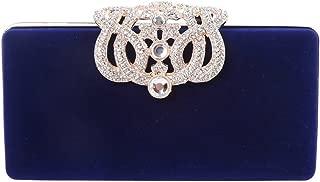 Buddy Evening Bag Women Crown Crystal Clutch Cocktail Wedding Party Handbag Clutch Purse