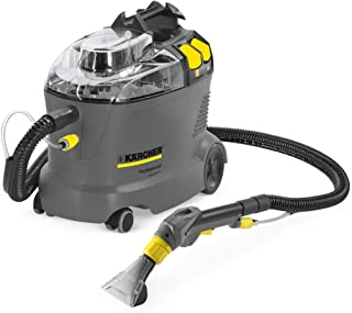 Kärcher Puzzi 8/1 C – Vacuum Cleaner – Aspirateur – 1200 WNoir, Gris, Jaune