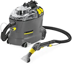 Kärcher Puzzi 8/1 C – Vacuum Cleaner – Aspirateur – 1200 WNoir, Gris, Jaune