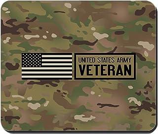 7406a09070cf CafePress - U.S. Army  Veteran (Camo) - Non-Slip Rubber Mousepad