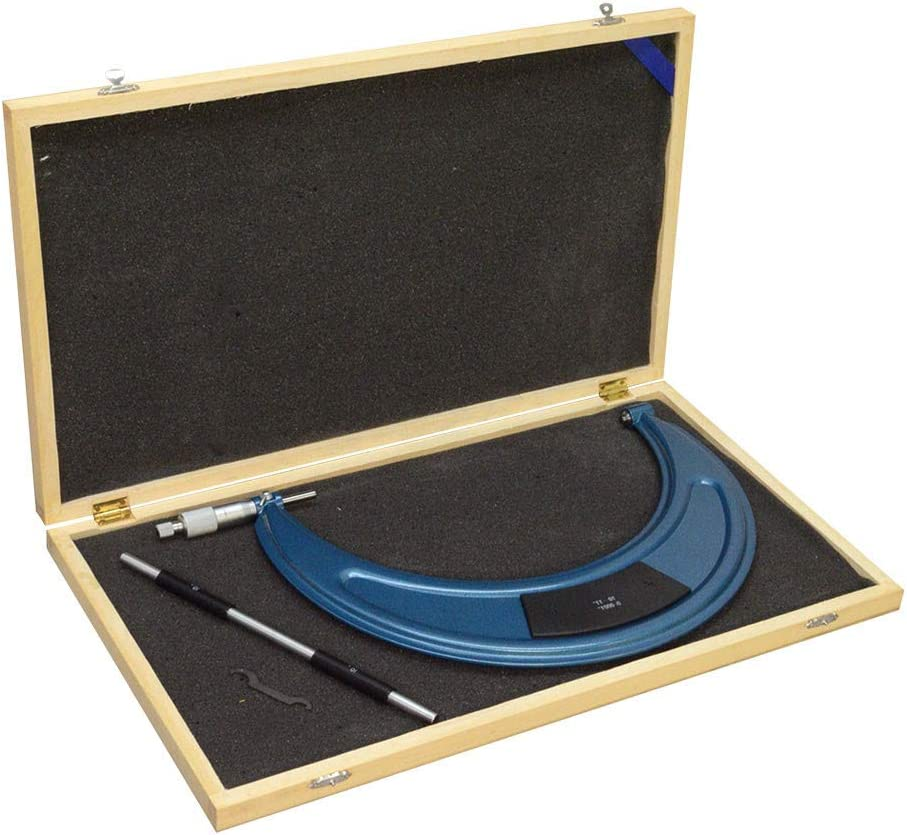 MH GLOBAL 10-11 Inch Ranking TOP14 Genuine Free Shipping Outside .0001 Wo Micrometer Graduation