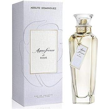 Adolfo Dominguez Agua Fresca de Rosas Blancas Agua de Tocador Vaporizador - 200 ml (10-13522): Amazon.es: Belleza
