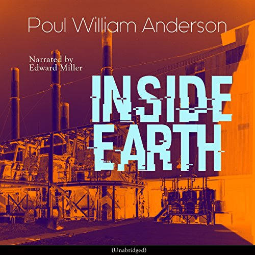 Inside Earth audiobook cover art