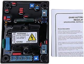 Nitrip SX460-A Repuestos del generador AVR monofásico del controlador del regulador de voltaje automático