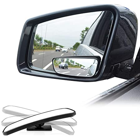 Right Off Driver Side Blind Spot Stick On Mirror glass #ToAygo05-12-RWA