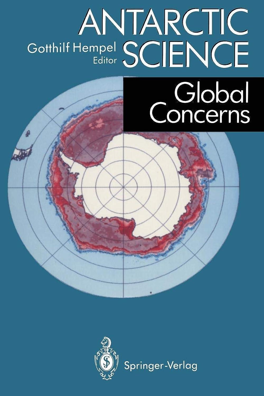 項目キャップきゅうりAntarctic Science: Global Concerns