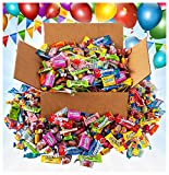 Bulk Candy - HUGE Candy Assortment Party Mix - 6.5 Pounds - OVER 350 Pieces of Individually Wrapped Candy