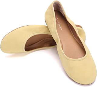 d735d1a86d955 Amazon.com: Yellow Women's Flats
