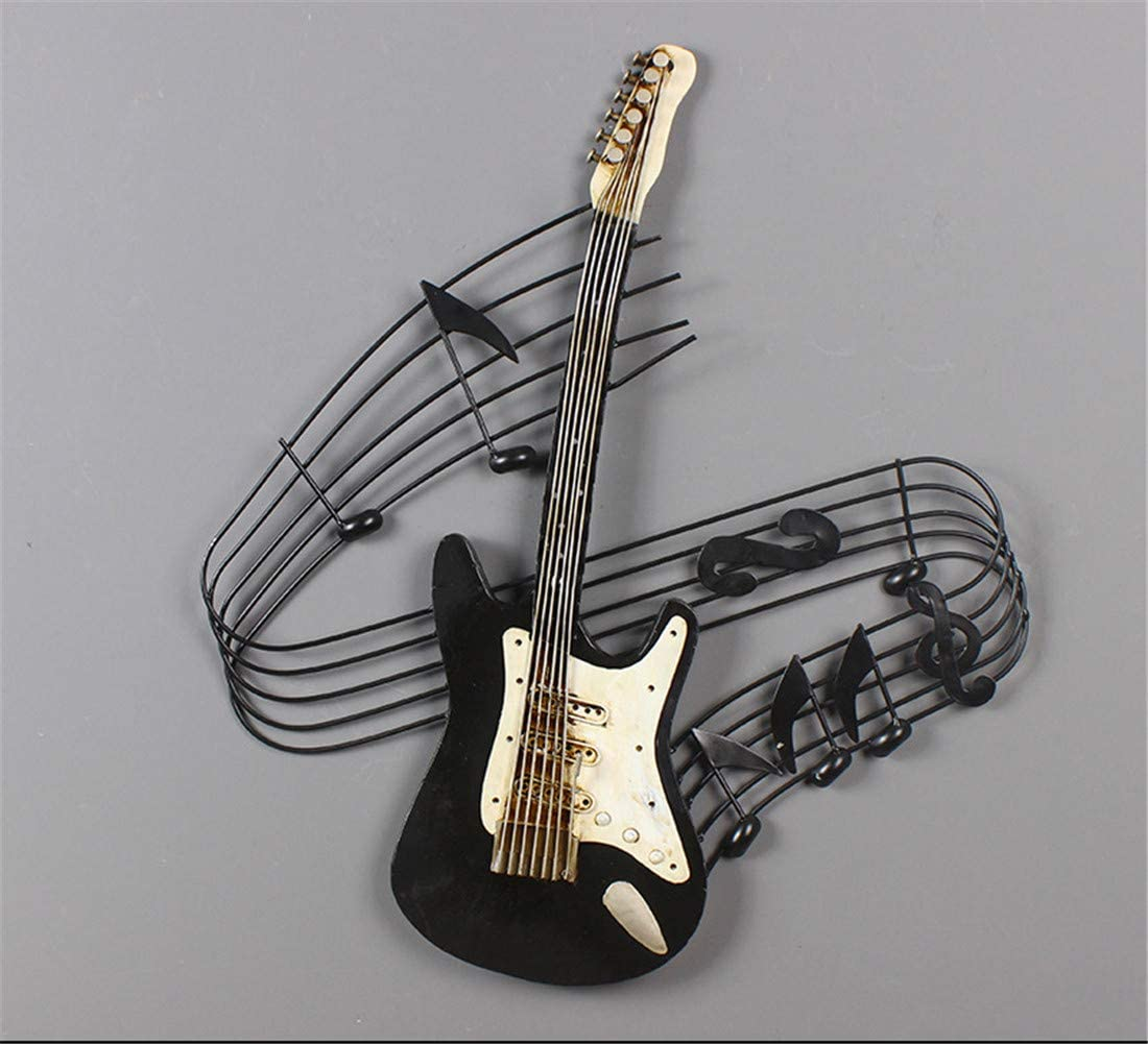 Modern Metal Wall 70% OFF Outlet Sculpture Cheap mail order shopping Vivid Orn Rhythm Music Hanging
