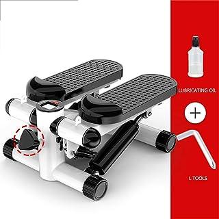 Wtop 高さ調節可能 運動 マシン ホーム 演習用機器,ミニ フィットネス 静音 Stepper フィットネス Twister,ステッパー ツイスト