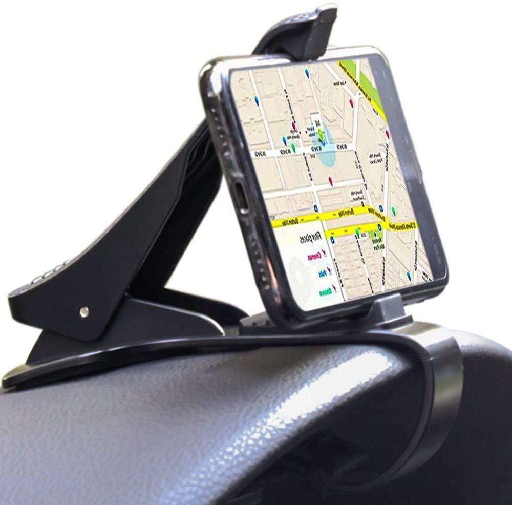 EXSHOW - Soporte para teléfono móvil de coche, antideslizante, duradero, compatible con iPhone Xs Max/XR/XS/X/8 Plus/8/7 Plus/7 Samsung Galaxy S10/S9/S8 y smartphones: Amazon.es: Electrónica