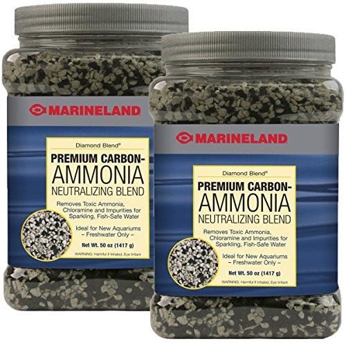 Marineland Diamond Blend Ammonia Neutralizing Carbon (100 Oz)