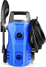 SIMBR 3000PSI Electric Pressure Washer, 2.3 GPM High Pressure Power Washer, Household High Pressure Cleaner with All-in-On...