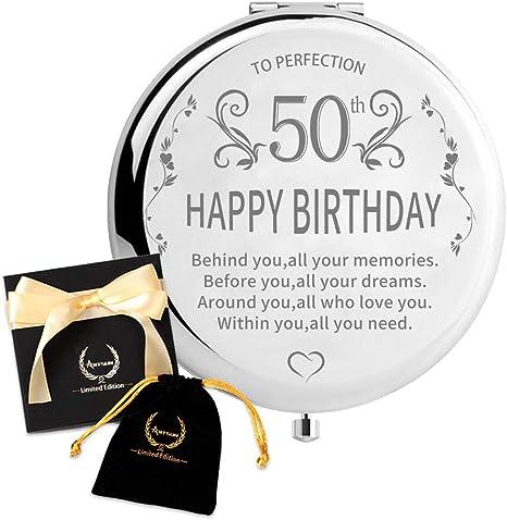 50 geschenk geburtstag frau Geschenke zum