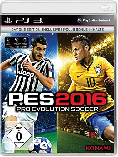 PES 2016 - Day 1 Edition [PlayStation 3]