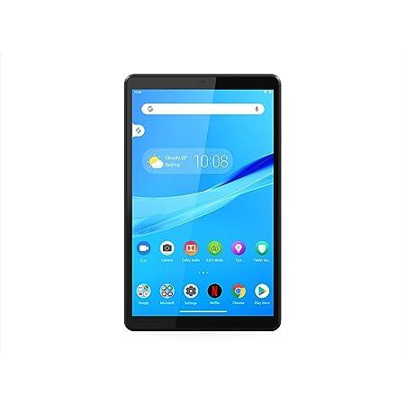 "Lenovo Tab M8- Tablet de 8"" (1280x800) IPS, (MediaTek Helio A22, 2 GB de RAM, 32 GB ampliables hasta 128 GB, Android 9, WiFi + Bluetooth 5.0), Gris"