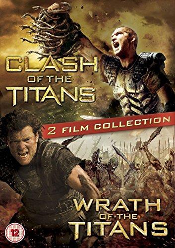 Clash Of The Titans / Wrath Of The Titans [Edizione: Regno Unito] [Italia] [DVD]