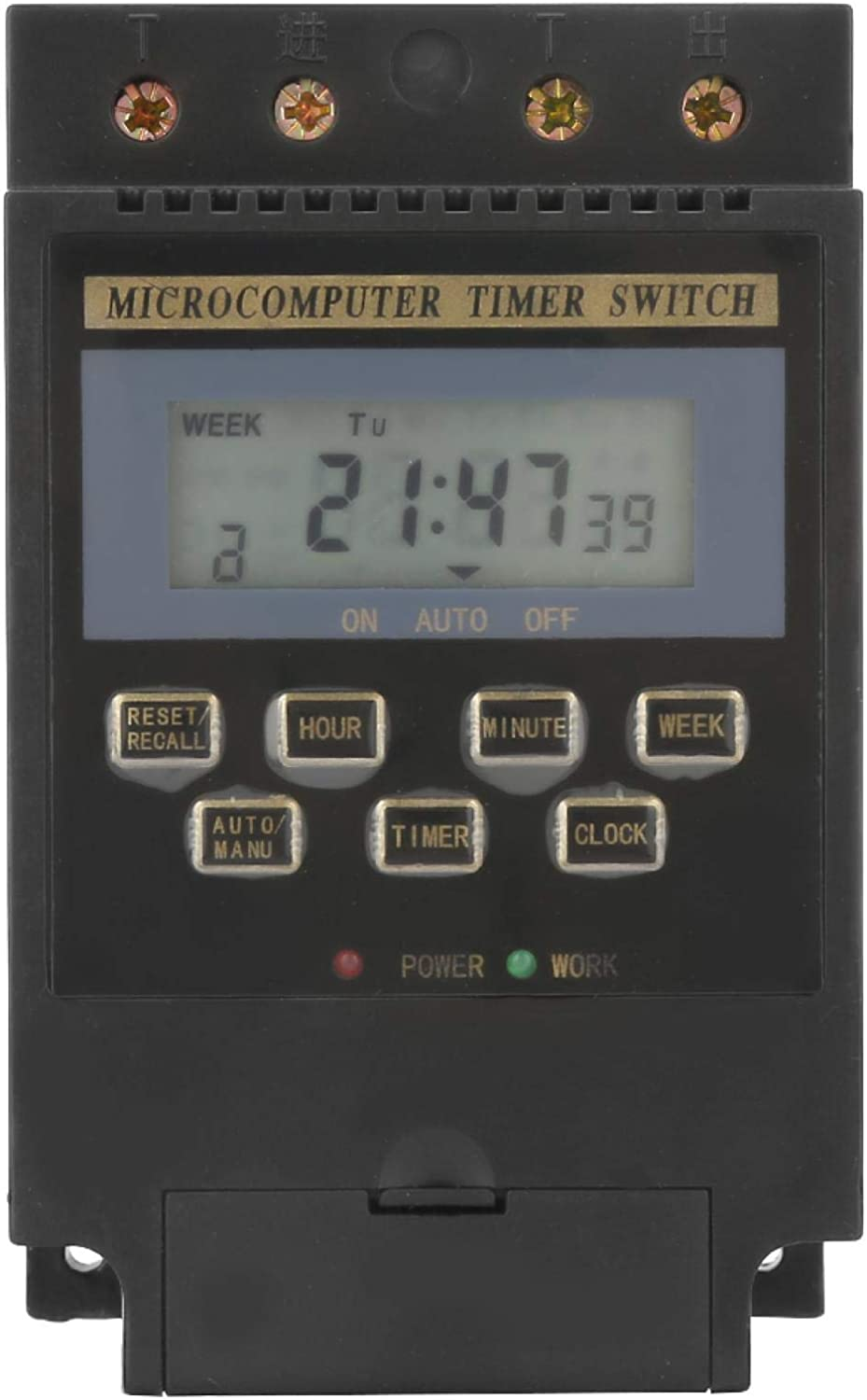Wall Timer Switches New arrival Boston Mall Digital Timers KG31 Electrical For Outlets