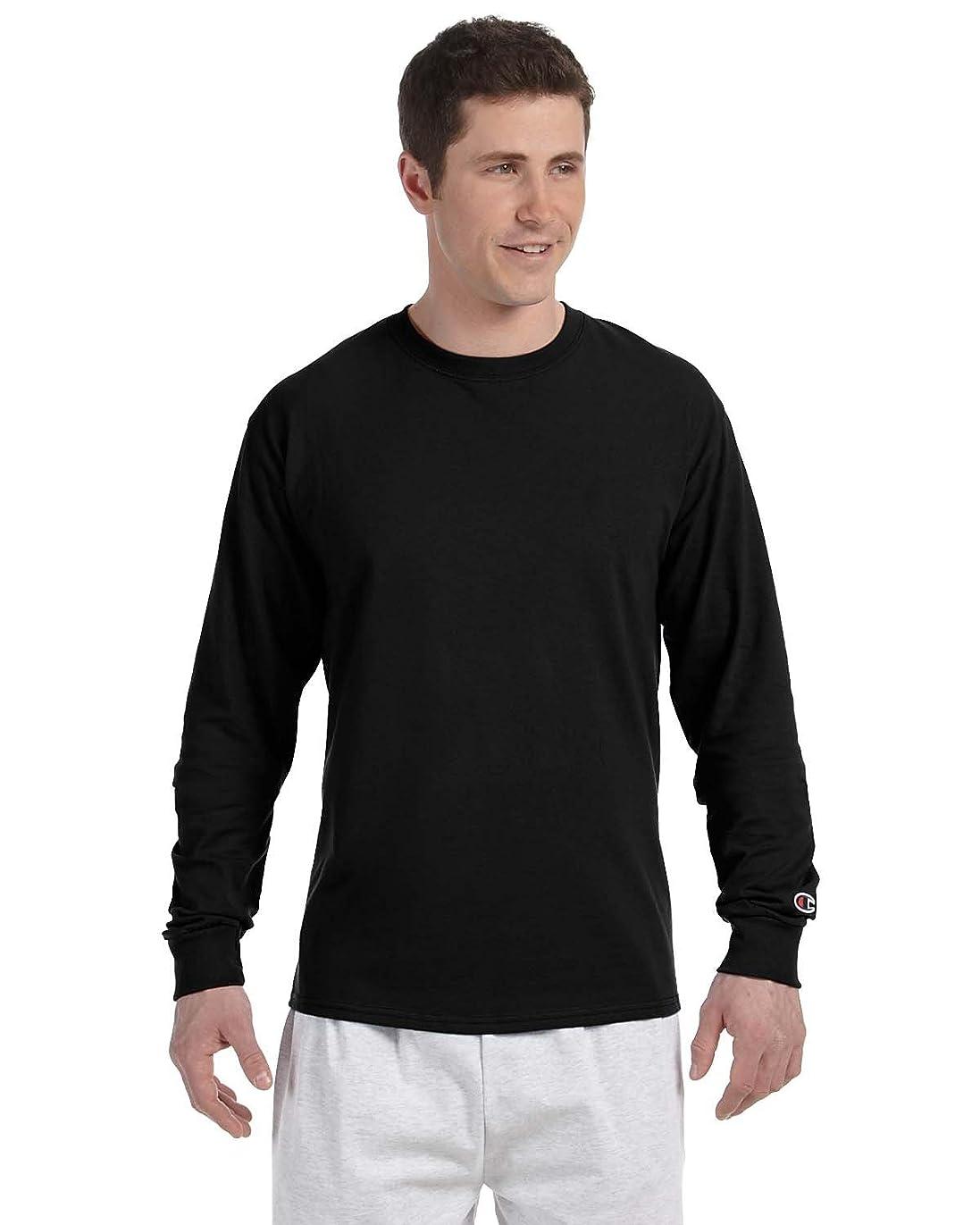 平和な前書きチャーターChampion SHIRT メンズ US サイズ: Medium カラー: ブラック
