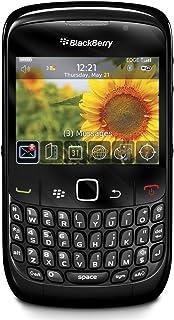 BlackBerry 8520 Unlocked Phone with 2 MP Camera, Bluetooth, Wi-Fi--International Version with No Warranty (Black)