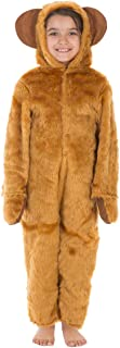 Honey Bear Costume for Kids 3-11 Years