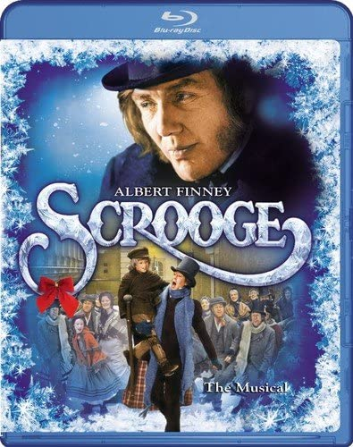 Scrooge Blu ray product image