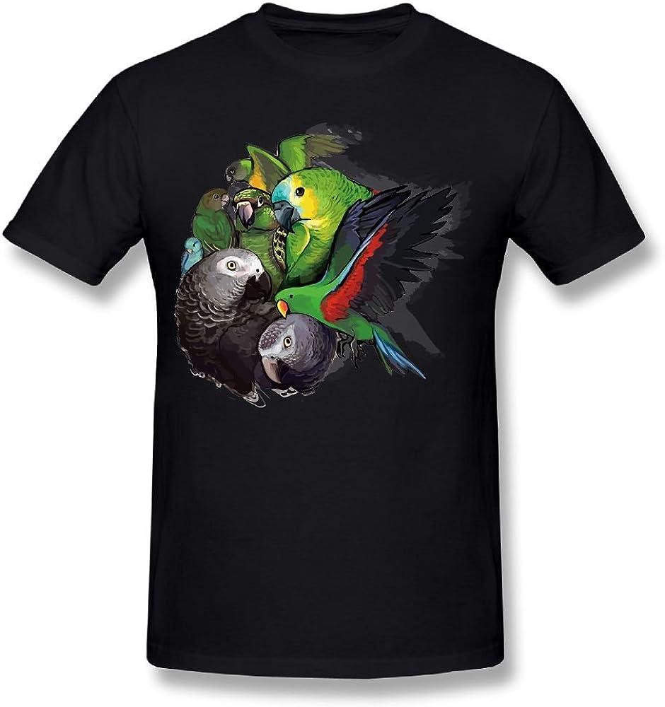 Bird embroidery shirt handmade t shirt luxury t shirt free shipping shirt cotton parrot tshirt black embroidery tshirt
