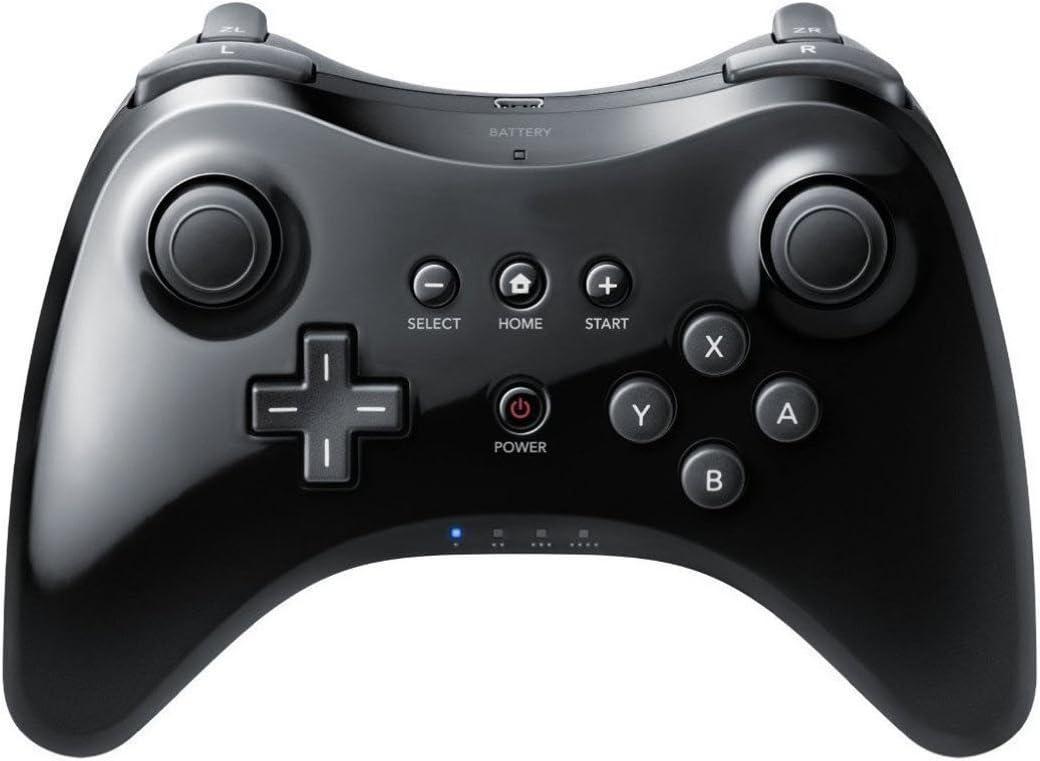 Max 77% OFF QHSD Wireless Controller 4 years warranty Gamepad for Bluetooth Ga Wii U Nintendo