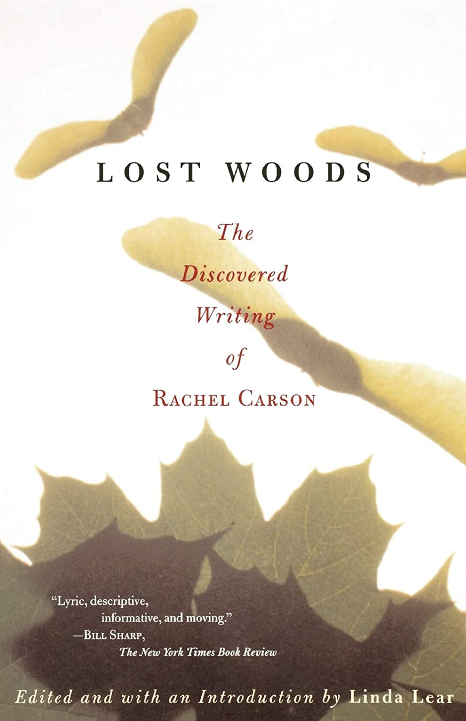 小切手処理指令Lost Woods: The Discovered Writing of Rachel Carson