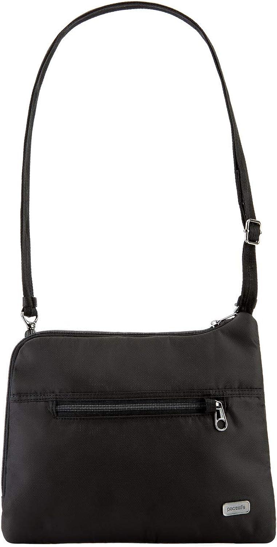Pacsafe Women's Daysafe Anti-Theft Slim Crossbody Bag