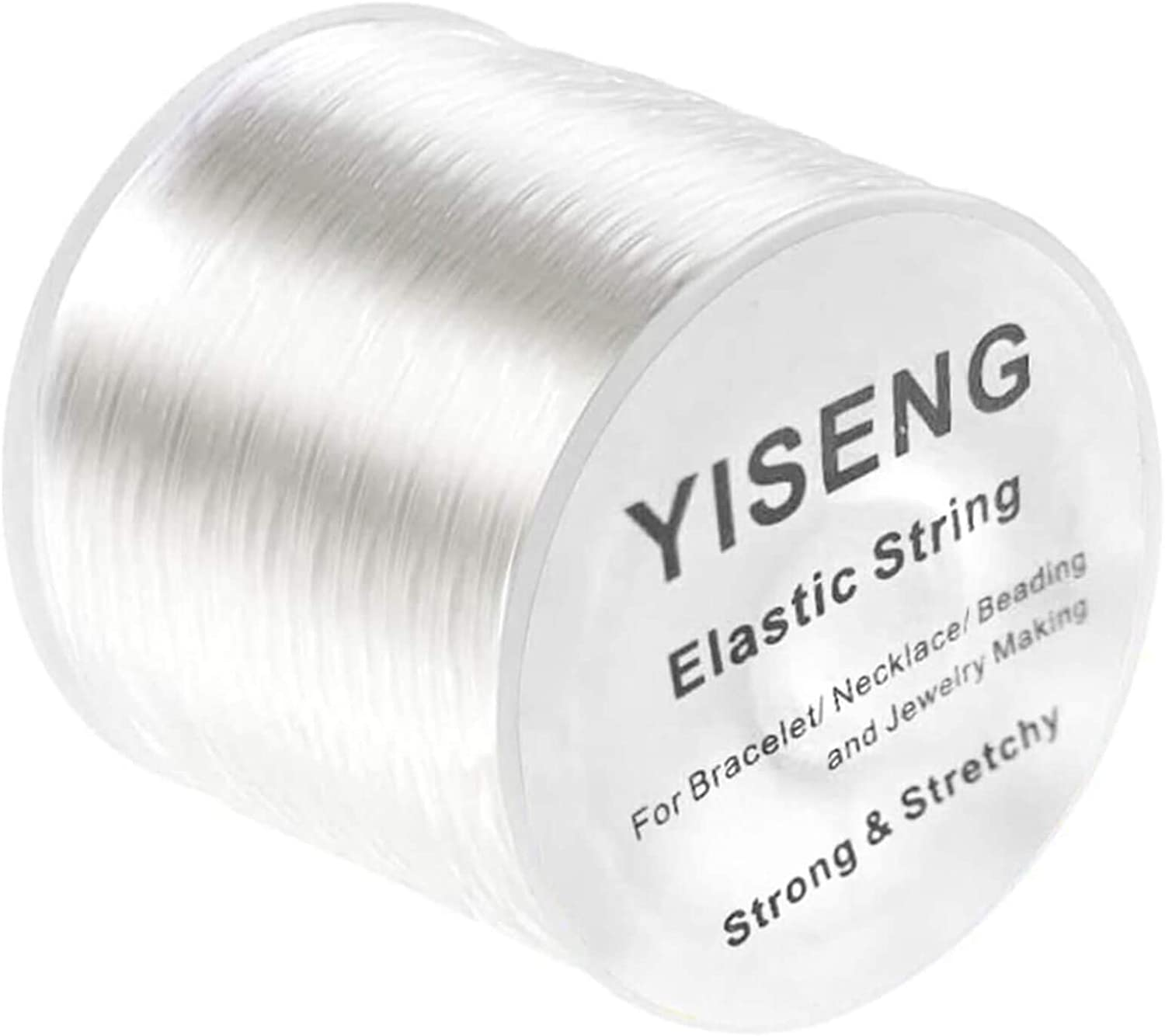 328 ft Cheap super special price Elastic Albuquerque Mall String 0.8mm Cord Bracelet Stretchy Crys
