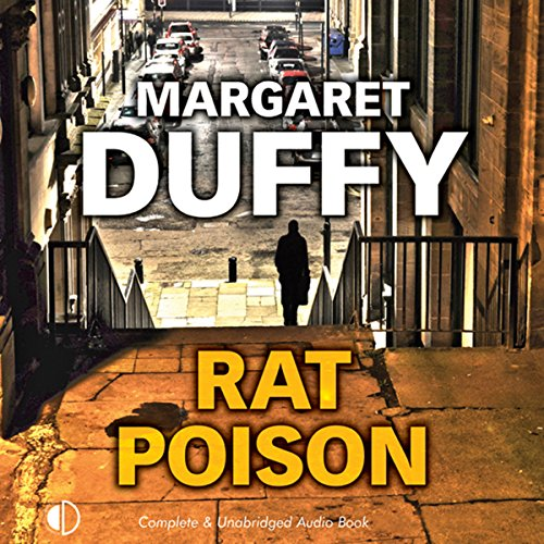 Rat Poison audiobook cover art