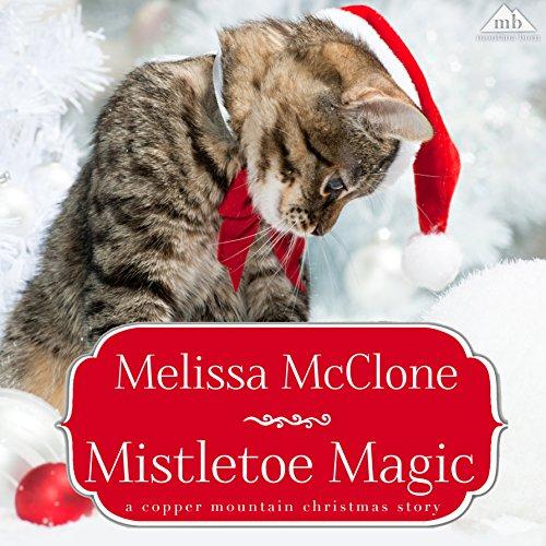 Mistletoe Magic audiobook cover art