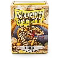 スリーブ:ドラゴンシールドマットゴールド。