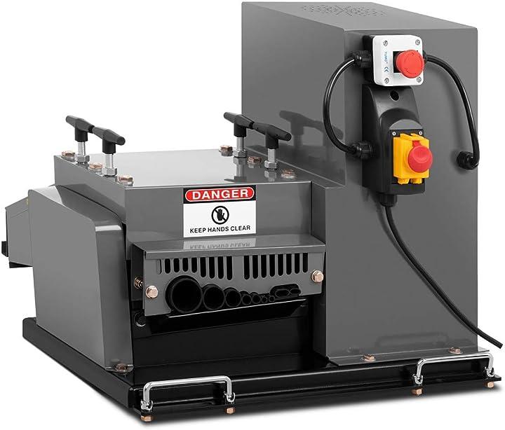 sguainacavi msw-wirestripper-001-370 di msw (1.500 w, 9 passacavi, 1-43 mm) msw-wirestripper-002-1500