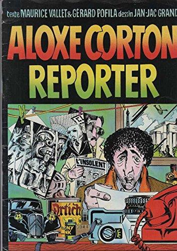 Aloxe Corton reporter