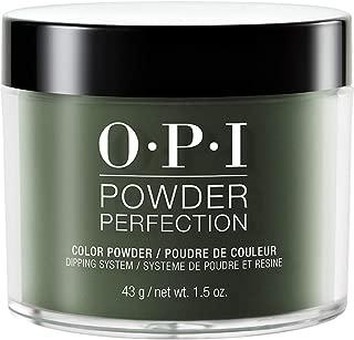 OPI Green Dipping Powder,  Powder Perfection Nail Color, Nail Polish