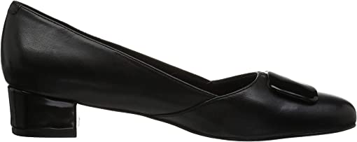 Black Soft Nappa Leather