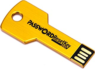 USB Recovery Boot Password Reset | Works with Windows 98, 2000, XP, Vista, 7, & 10 | Better Than CD Disk | No Internet Connection Required | Reset Lost Passwords | Windows Based PC & Laptop