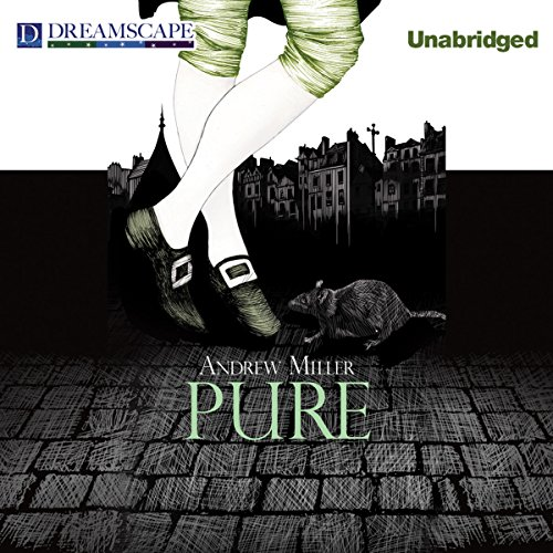 Pure audiobook cover art
