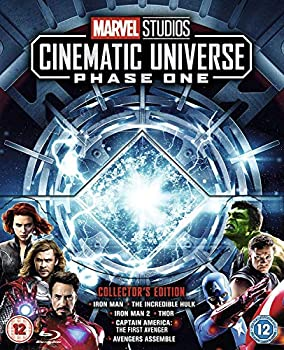 Marvel Studios Cinematic Universe Phase One  Collector s Edition