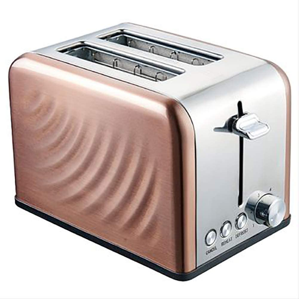 2 Slice Toaster 2021new free shipping free Stainless with Brownin Steel Adjustable