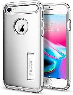 Spigen iPhone 7 Slim Armor cover/case - Satin Silver