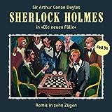 Sherlock Holmes - Die neuen Fälle: Folge 36: Remis in zehn Zügen