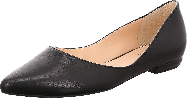 Högl 3- 18 0000 0100, Women's Ballet Flats, Black (Schwarz0100)