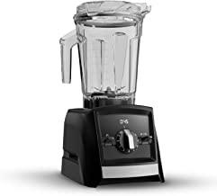 Vitamix A2300 Ascent Series Smart Blender, Professional-Grade, 64 oz. Low-Profile Container, Black