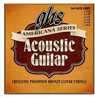 Best acoustic guitar strings soft Reviews
